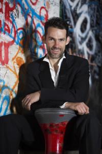 Musician Guy Schalom.